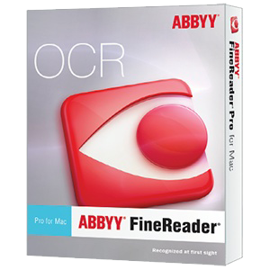 ABBYY FineReader Professional for Mac (Download)