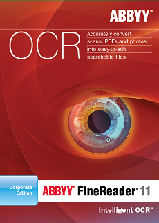 ABBYY FineReader 11 Corporate Edition w/ Arabic - 1 User (Download)