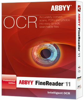 ABBYY FineReader 11 Professional (No Arabic) (Download)