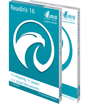 IRIS ReadIRIS Pro 16 (Windows) - Download