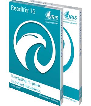 IRIS ReadIRIS