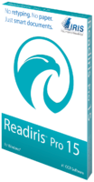 IRIS ReadIRIS Pro 15 (Windows) - Download