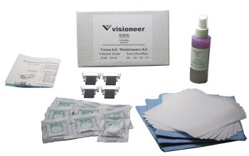 Visioneer/Xerox VisionAid Maintenance ADF Kit for Strobe XP 450/470/Documate 250/252/262/272/510/520/Patriot 470/480