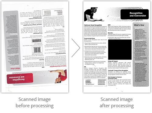 FlexiCapture Image Improvement