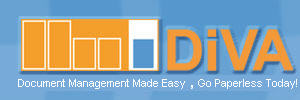 DiVA affordable hosted cloud-based Electronic Document Management