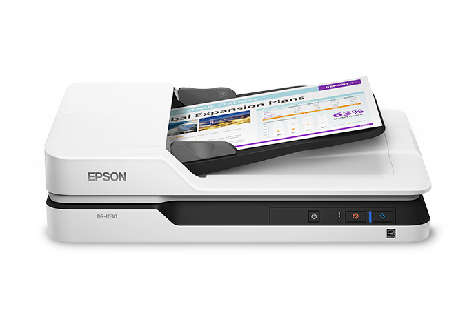 Epson DS-1630 25ppm Color Duplex 8.5x14