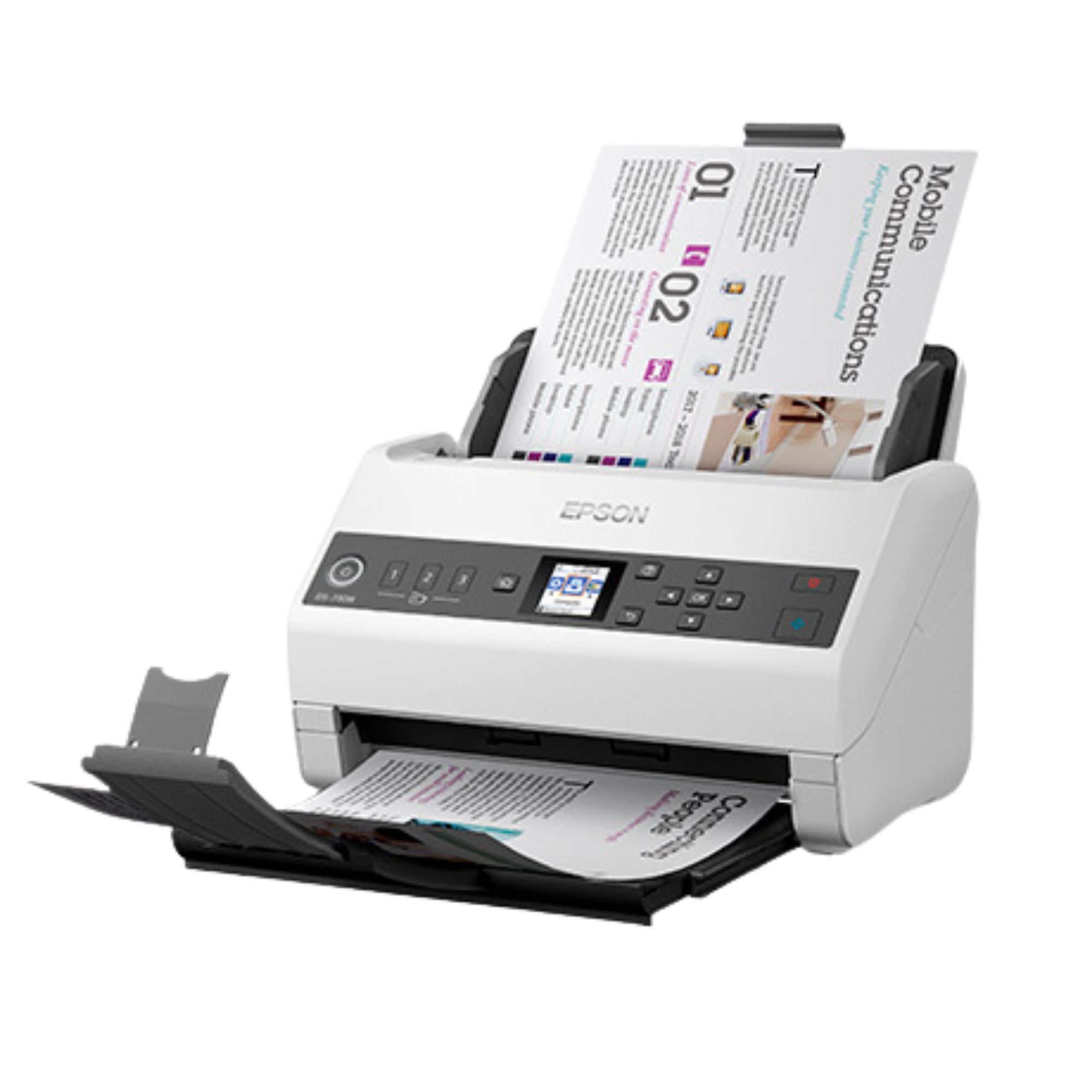 Epson DS-730N 40ppm 8.5x53''