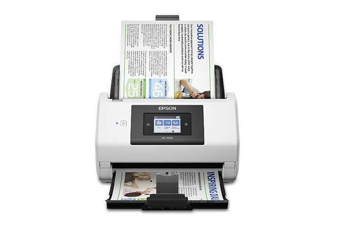 Epson DS-780N 45ppm Color Duplex 8.5x240