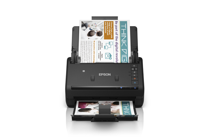 Epson ES-500W 35ppm Color Duplex 8.5x14