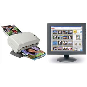 Kodak S1220 Photo Scanning System 30ppm Color Duplex 8.5x34