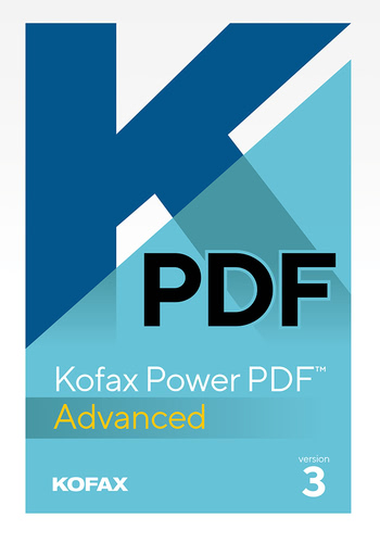 Kofax PowerPDF  - Advanced