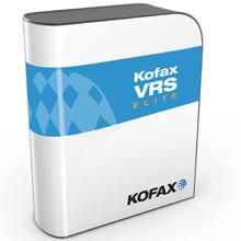 Kofax VRS Elite Server License
