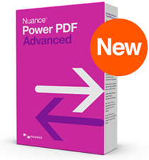 Nuance PowerPDF  - Advanced