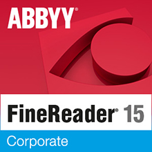 ABBYY FineReader 15 Corporate Edition (Download)