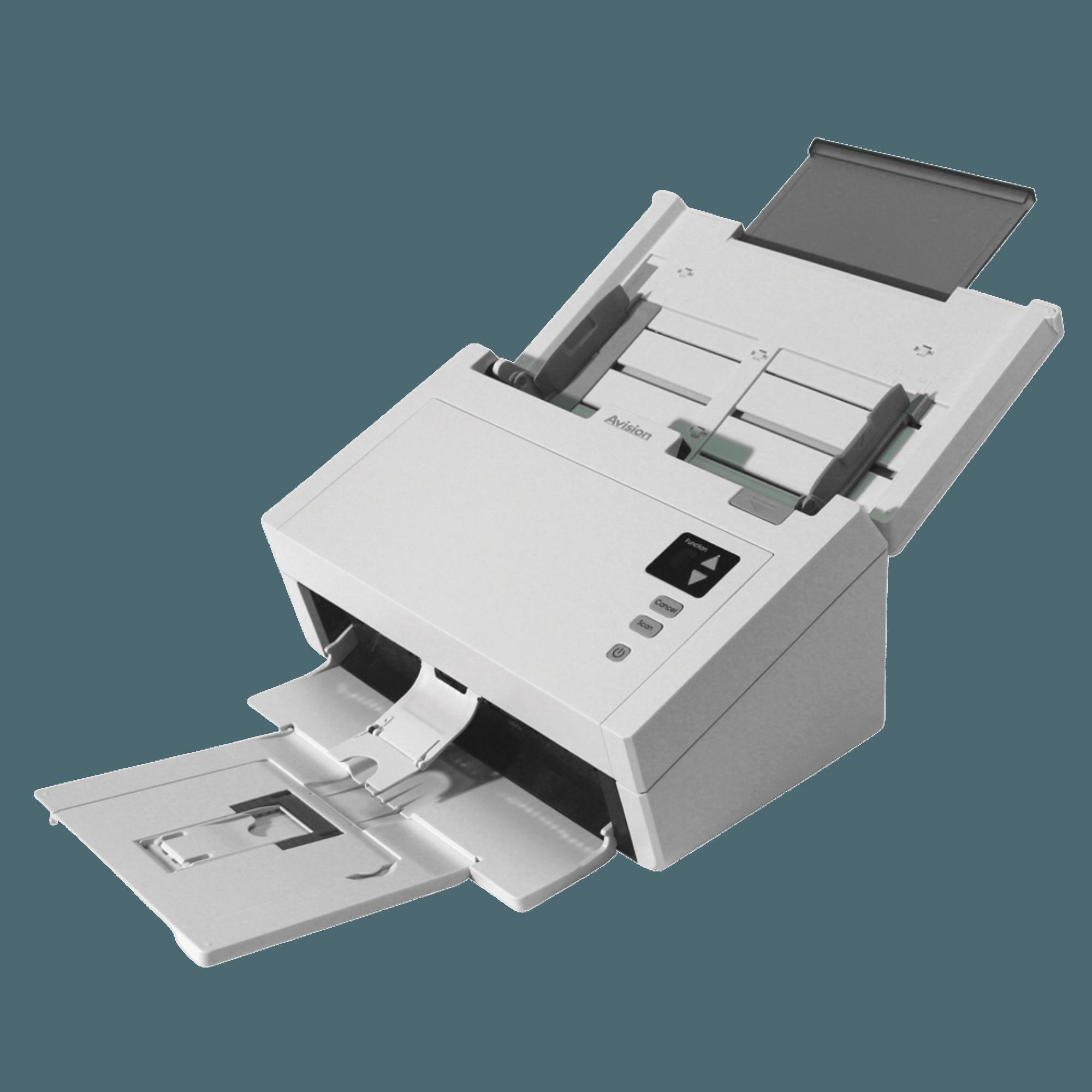 Avision AD230 40ppm 8.5x118