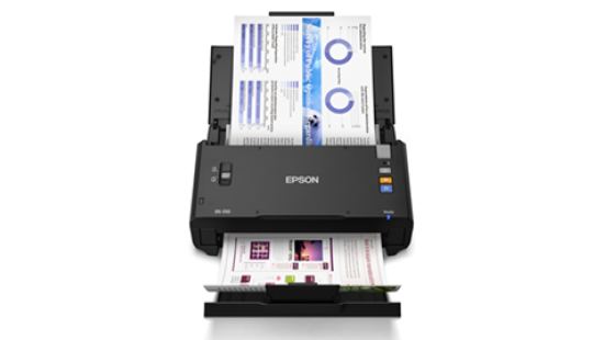 Epson WorkForce DS-510 26ppm Color Duplex 8.5x36