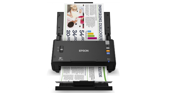 Epson WorkForce DS-575W 35ppm Color Duplex 8.5x36