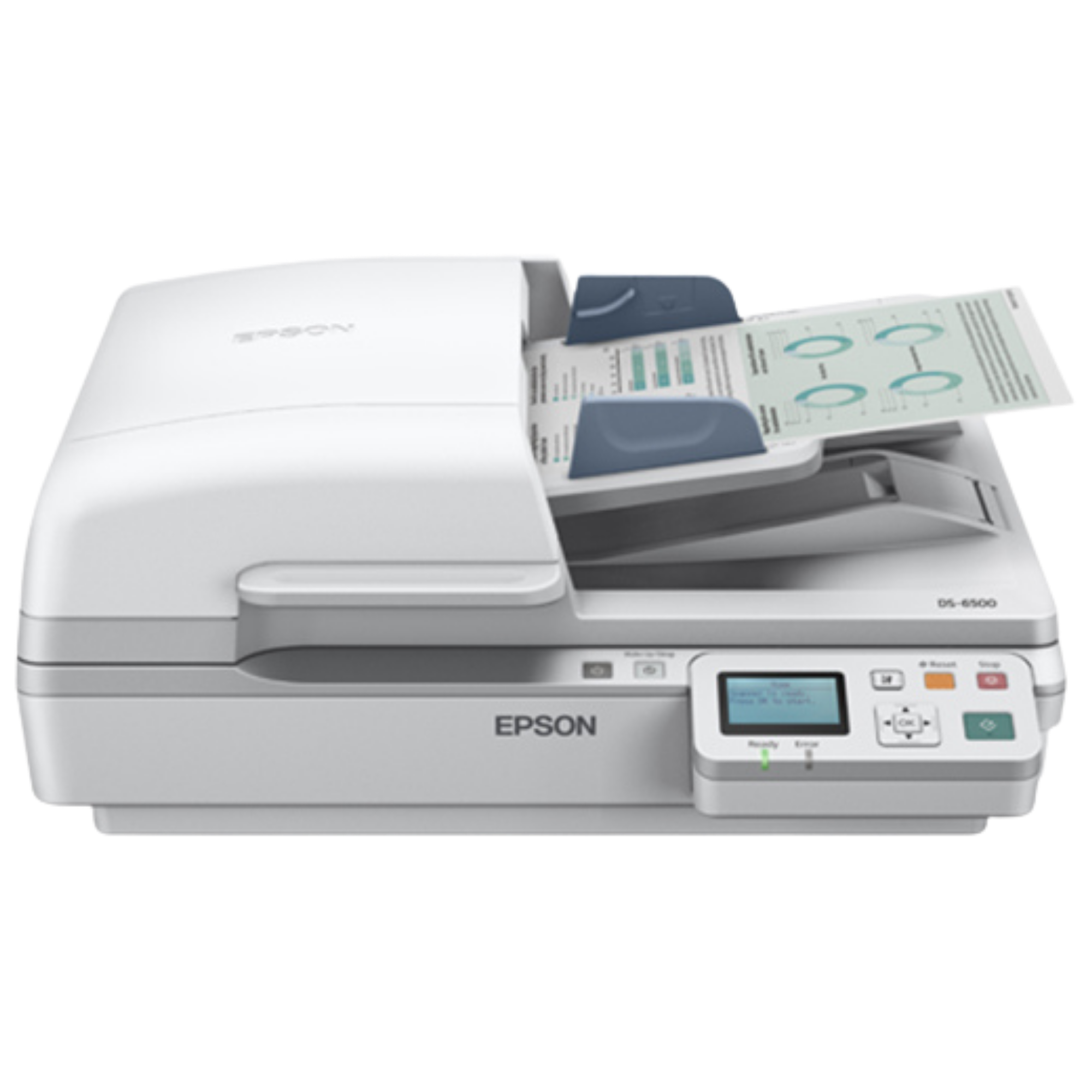 Epson DS-6500 25ppm 8.5x40