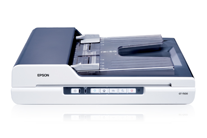 Epson WorkForce GT-1500 12ppm Color Simplex 8.5x14
