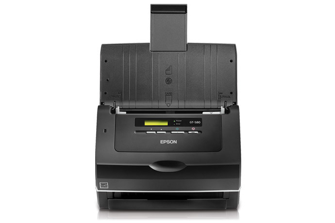 Epson WorkForce Pro GT-S80 40ppm Color Duplex 8.5