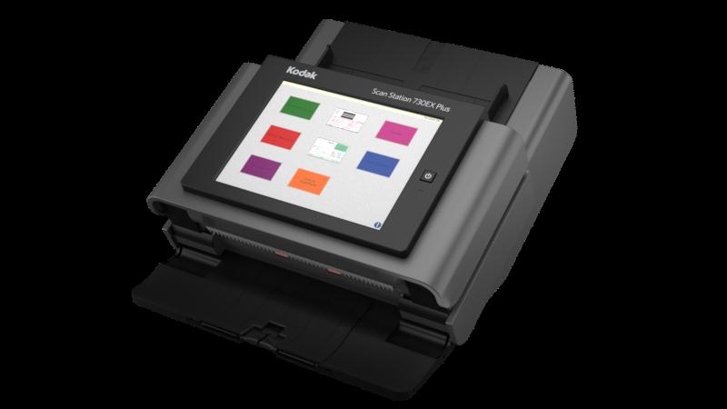 Kodak 730EX Plus 70 ppm Color Duplex 8.5x34