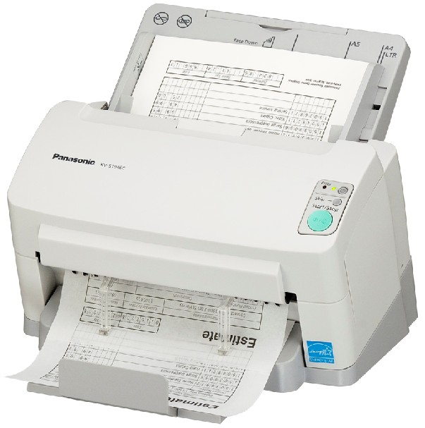 Panasonic KV-S1046C 45ppm Color Duplex 8.5x100