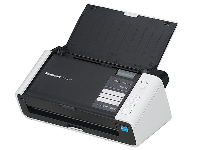 Panasonic KV-S1015C 20ppm Color Duplex 8.5x100