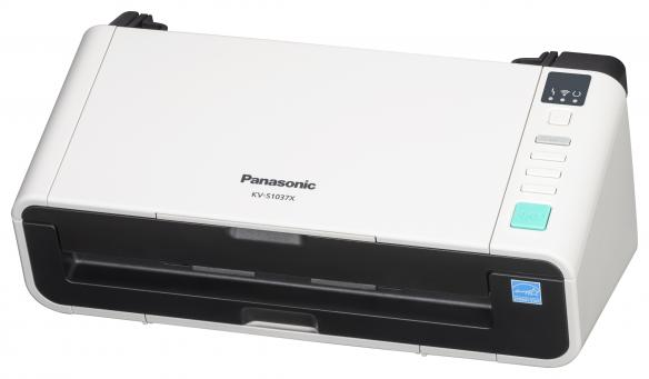 Panasonic KV-S1037X 30 ppm Color Duplex 8.5x100