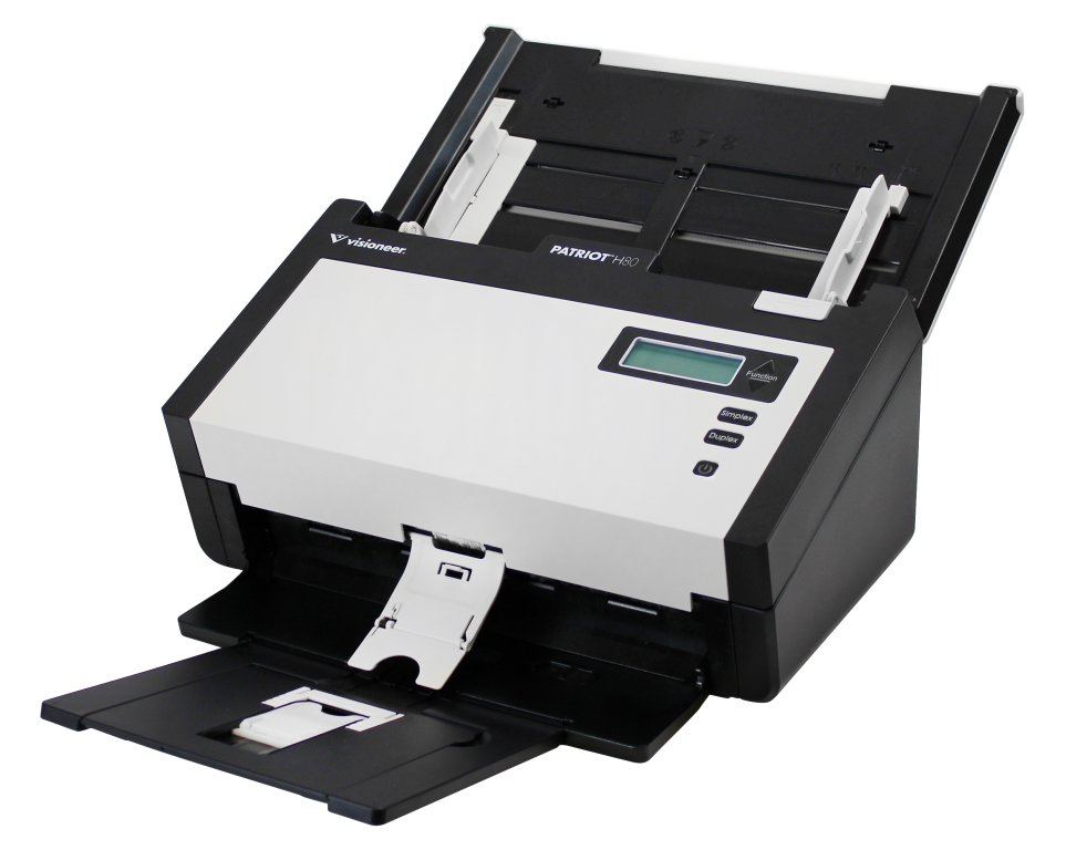 Visioneer/Xerox H80 88 ppm Color Duplex 9.5x236