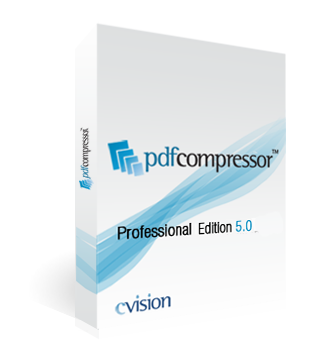 Cvision PDF Compressor Desktop Edition