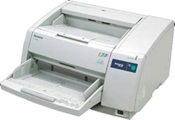 Panasonic KV-S3065CW 65ppm Color Duplex 11x17